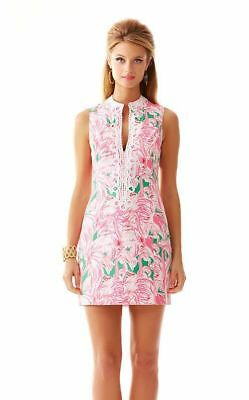 528750b420b92d LILLY PULITZER DRESS - Alexa Shift Multi Goombay Smash Size 0 NWT ...