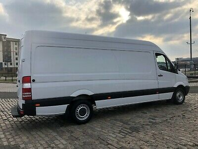 2013 Mercedes Sprinter 313 Cdi Maxi Long Immaculate Condition No Vat