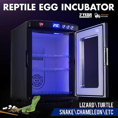 Reptile Egg Incubator Chicken Bird Hatching Digital Brooder Reptipro 6000 Pro
