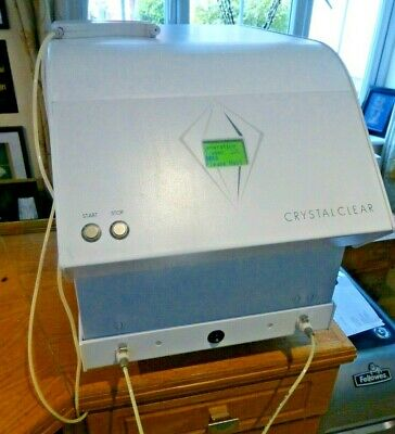Crystal Clear  Oxygen Machine. Fully Serviced & Warranty