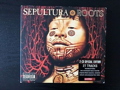 Sepultura - Roots 25th Anniversary Reissue Deluxe Box set