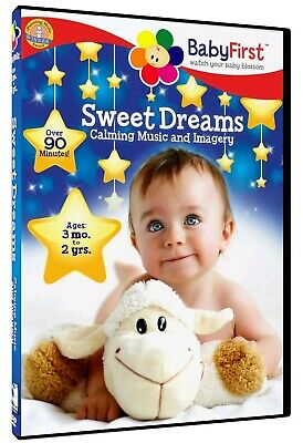 BabyFirst Sweet Dreams - Soothing Sights and Sounds (DVD)