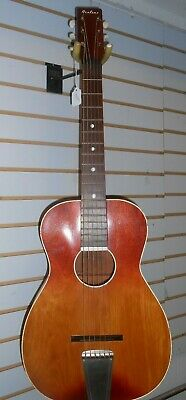 Vintage Airline Parlor Acoustic Guitar  Made in USA