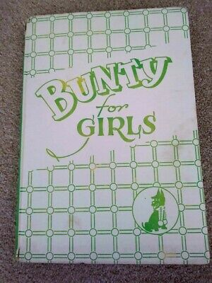 Bunty the Book for Girls 1962 (Annual), , Good Condition Book,
