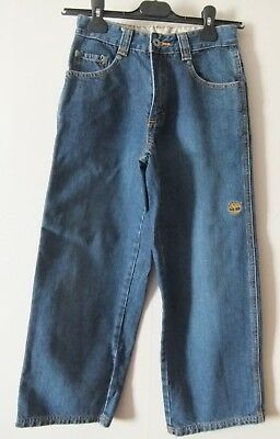 Boy's Blue Timberland Jeans 8 Years