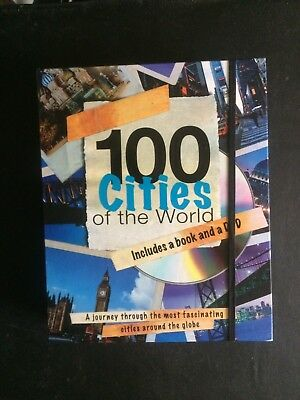 100 Cities of the World: Gift Folder and DVD -(Marks & Spencer Book and DVD)