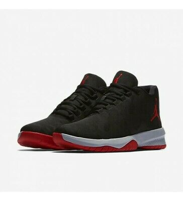 low priced 58aaf de434 Mens Jordan B. Fly 881444-006 Black University Red NEW Size 10