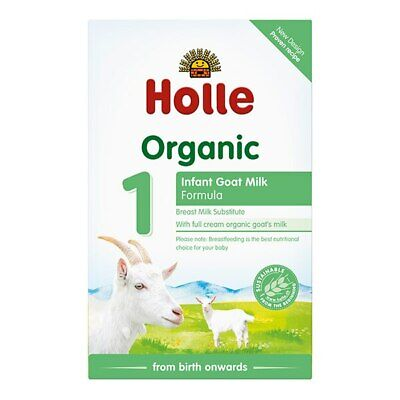 Holle Organic Infant Goat Milk Formula 1 400g