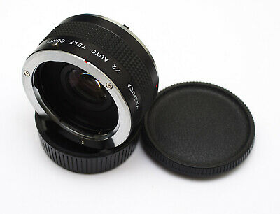 Beautiful Yashica x2 Auto Teleconverter for C/Y Contax/Yashica Mount lenses ML