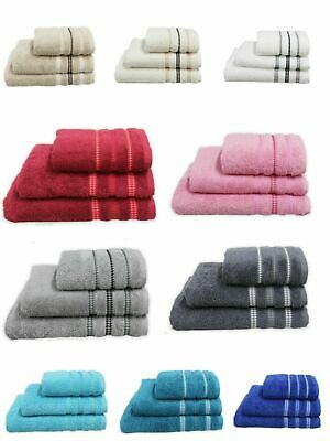 Premium Quality Towels 100%Egyptian Cotton GSM 600 Face Hand Towels Bath Sheet