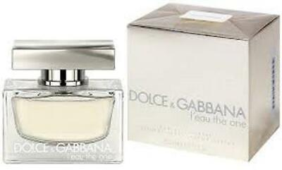 50ml Dolce & Gabbana L'EAU THE ONE EDP 1.6 oz Perfume Mujer descatalogado