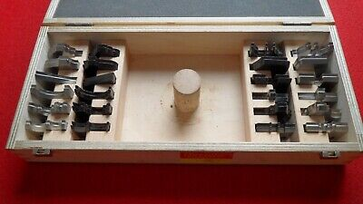 Freud 40mm wide Spindle Moulder Cutter Block Knives, Job Lot Cutters, Boxed