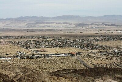 1.25 Acre Land Lot (RES) Within the City Limits of Twentynine Palms, California