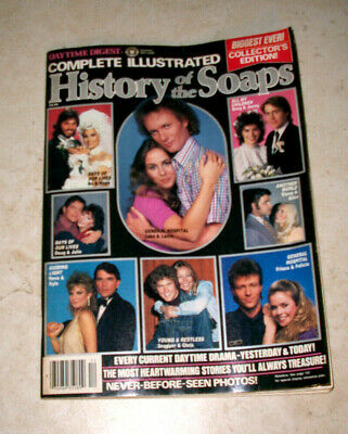 LOT OF 20 CURRENT 2018-2019 Soap Opera Digest + ABC Soaps In