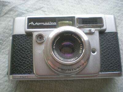 Durst Automatica 35Mm Camera - Made In Italy