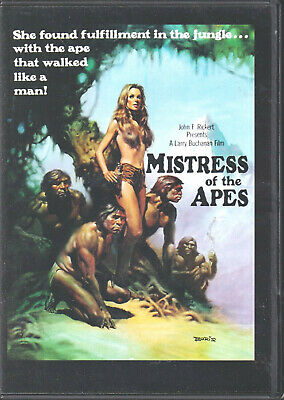Mistress Of The Apes (Dvd 2013) (C2)
