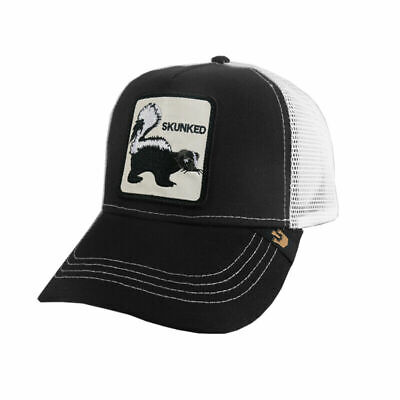 bbdf5fe780fce SKUNKED Goorin Bros Snapback Trucker BASEBALL Hat Cap Adjustable Animal Farm  b