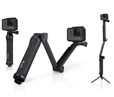 Slightly Used GoPro 3-Way Grip Arm Tripod Part # AFAEM-001