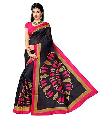 067dd1f8c Indian Bollywood Designer Embroidered Style Saree Ethnic Party Wear Sari  USVB155