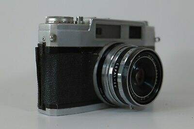 Mamiya S-2 Vintage 35mm Camera with Case and Box