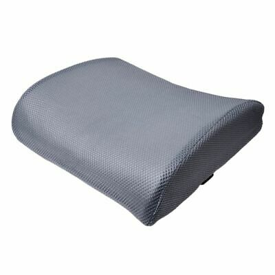 Car Office Home Memory Foam Seat Chair Lumbar Back Support Cushion Pillow G W1X5