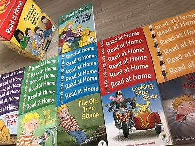 read at home oxford reading tree complete Box Set Of 31 Biff Chip & Kipper Books