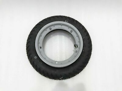 New Vespa Scooter Tubeless Tyre Size (90/100-10) With Rim #Vp762 @Cl