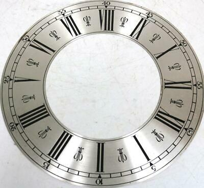 Sliver Clock Chaptering Spare Chaptering for Longcase Mantel Or Dial Clock 2