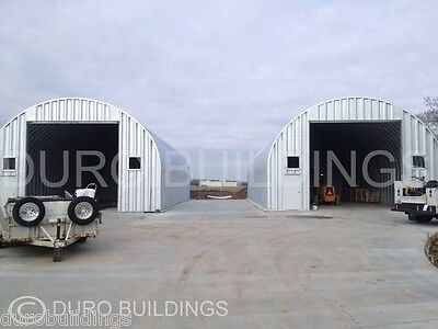 DuroSPAN Steel 32x36x17 Metal Garage Shop Straight Wall Buildings Factory DiRECT
