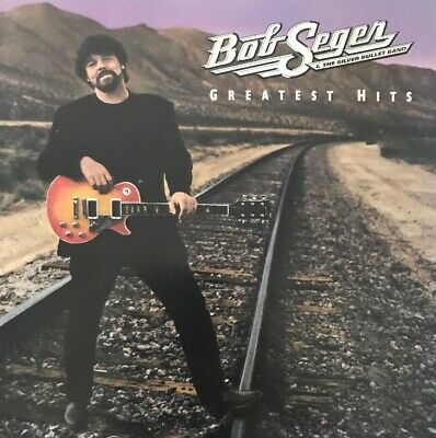 Bob Seger & The Silver Bullet Band Greatest Hits Cd Capitol Usa 1994