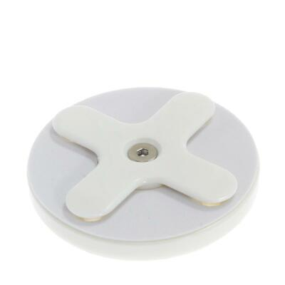 Tether Tools Studio Proper X Lock Wall Mount Disk - White SKU#1119787