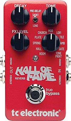 *tc electronic Hall of Fame REVERB Guitar Effects