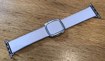 Apple Watch Modern Buckle, Soft Pink, 40mm or 38mm Large