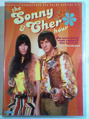 The Sonny and Cher hour - 12 favourite songs - DVD NEW