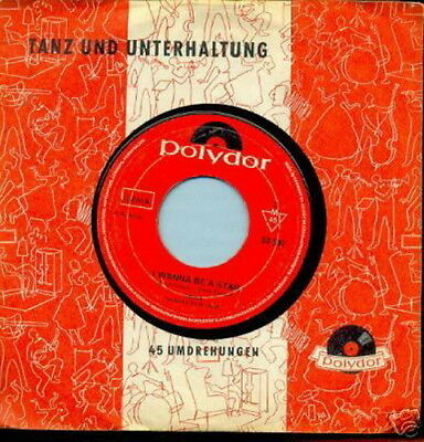 Tintin (Bee Gees) 45 Tours Germany I Wanna Be A Star