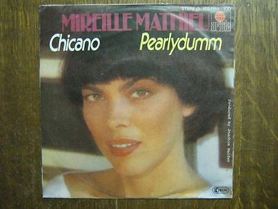 Mireille Mathieu 45 Tours Germany Chicano