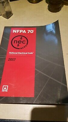 NFPA 70, (NEC) National Electrical Code  2017 Edition