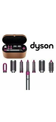 Dyson Airwrap™ Styler Complete - Nickel / Fuchsia - Brand New/2 Year Guarantee