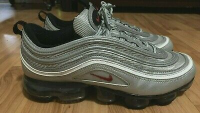 timeless design 91d6d 55a9f NIKE AIR VAPORMAX 97 Silver Bullet Mens Size 8.5 LIMITED EDITION Shoes AIR  MAX