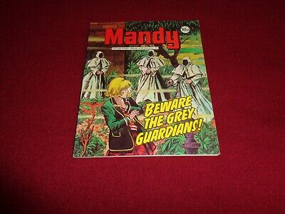 MANDY PICTURE STORY LIBRARY BOOK  from the 1980's: never been read! ex condit!