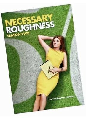 Necessary Roughness Complete Second Series 2 Season 2 Region 1 (US Import)