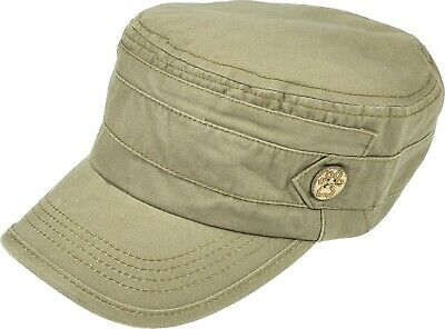 DICKIES HATS MENS Fitted Hat Cadet Cap Curve Visor S/M or L
