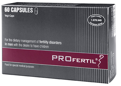 Profertil for men, 60 capsules, Lenus Pharma