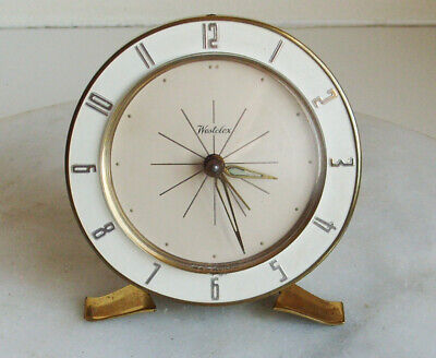 Vintage Westclox Alarm Clock Working