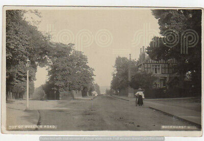 BUCKHURST HILL nr Loughton Chingford Woodford & Epping - Top of Queens Road