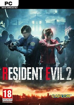Resident Evil 2 Biohazard RE:2 - DELUXE EDITION - PC CODE STEAM
