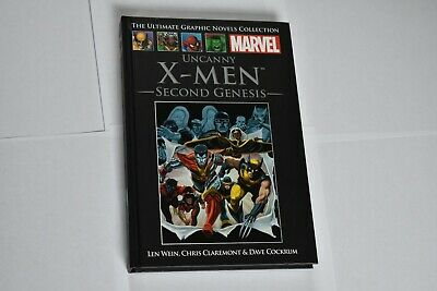 The Ultimate Graphic Novels Collection- Uncanny X-Men Second Genesis-Classic 34