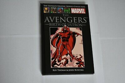 The Ultimate Graphic Novels Collection - The Avengers Birth of Ultron Classic 12