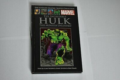 The Ultimate Graphic Novels Collection-The Incredible Hulk - Classic 11
