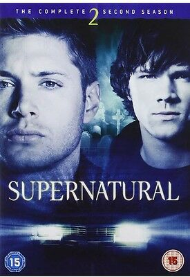 Supernatural Series 2 Complete Second Season 2.....